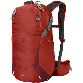 Jack Wolfskin Moab Jam 24 Backpack red